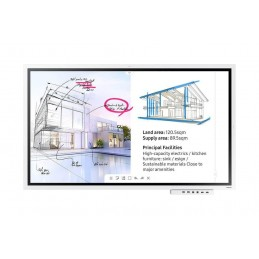 Tabla interactiva Samsung...
