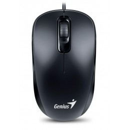 MOUSE GENIUS DX-110 BLACK USB