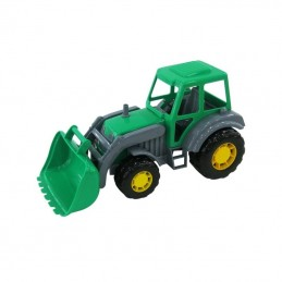 Tractor cu incarcator -...