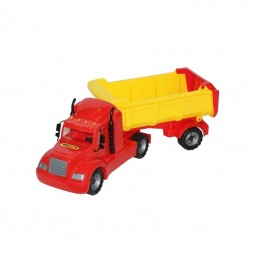 Camion cu semiremorca -...