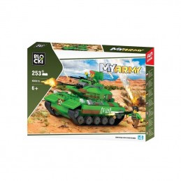 Blocki My Army, Tanc, 253...